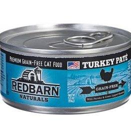Red Barn REDBARN Turkey Pate Can Cat 5.5oz