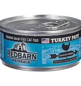 Red Barn REDBARN Turkey Pate Cat Can 5.5oz