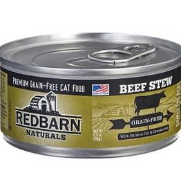 Red Barn REDBARN Stew Beef Can Cat 5.5oz