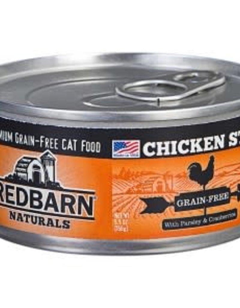 Red Barn REDBARN Chicken Stew Can Cat 5.5oz