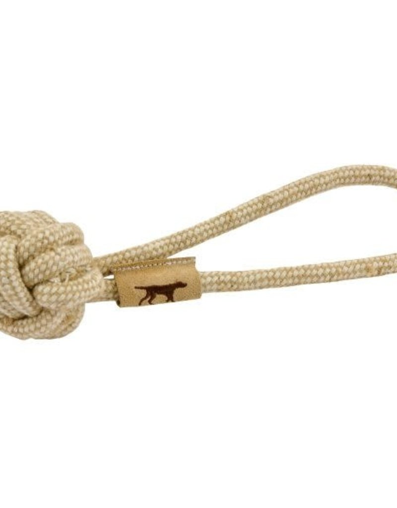 """Tall Tails TALL TAILS Cotton & Jute Tug 13"""" Dog Toy"""