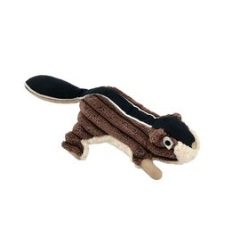 "Tall Tails TALL TAILS Chipmunk with Squeaker 5"" Dog Toy"