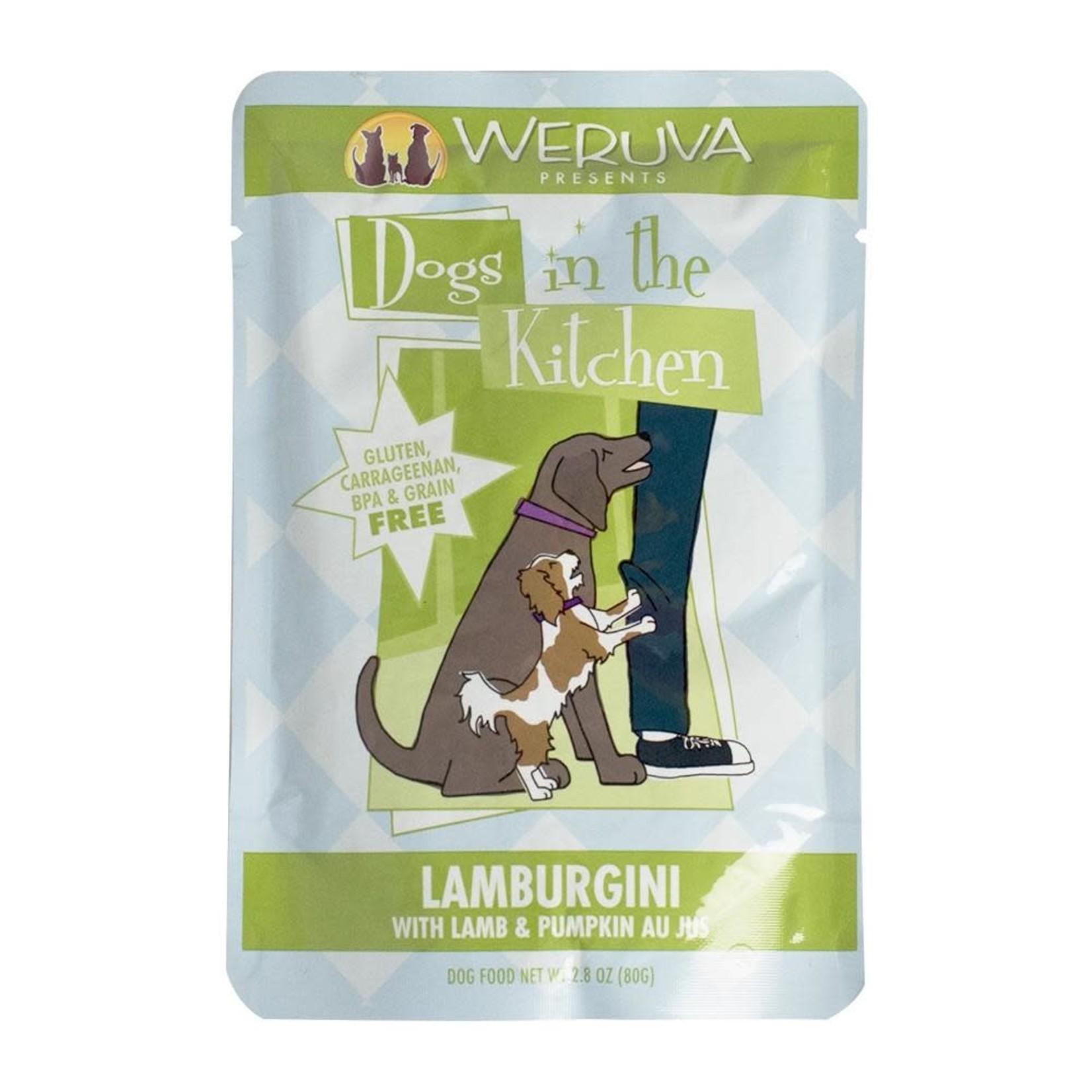 Weruva Weruva Lamburgini Dog Food 2.8oz Pouch