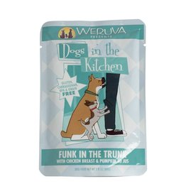 Weruva Weruva Funk in the Trunk Dog Food 2.8oz Pouch