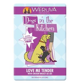 Weruva Weruva Love Me Tender Dog Food 2.8oz Pouch