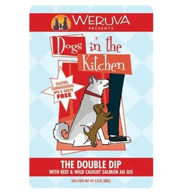 Weruva Weruva Double Dip Dog Food 2.8oz Pouch