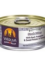 Weruva Weruva Steak Frites Canned Dog Food
