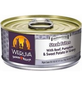 Weruva Weruva Steak Frites Canned Dog Food