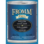 Fromm Family Fromm Whitefish & Lentil Pâté Canned Dog Food 12.2oz