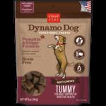 Cloud Star Dynamo  Dog Tummy: Pumpkin and Ginger Chewy Dog Treats 5oz
