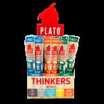 Plato Pet Treats PLATO Thinkers Jerky Roll Chicken Single Dog Treats