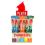 Plato Pet Treats PLATO Thinkers Jerky Roll Duck Single Dog Treats