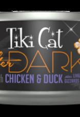 Tiki Cat & Tiki Dog Tiki Cat After Dark Chicken & Duck Canned Cat Food 2.8oz