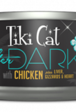 Tiki Cat & Tiki Dog Tiki Cat After Dark Chicken Canned Cat Food 2.8oz