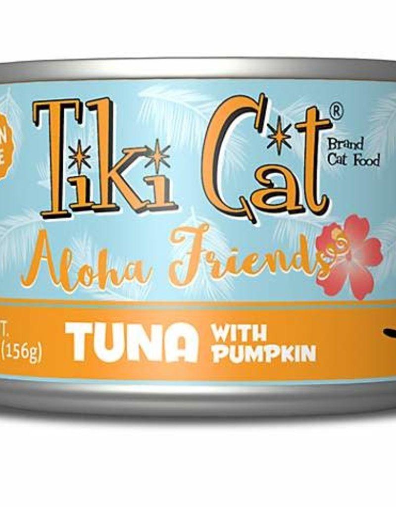 Tiki Cat & Tiki Dog Tiki Cat Aloha Friend Tuna & Pumpkin Canned Cat Food 3oz