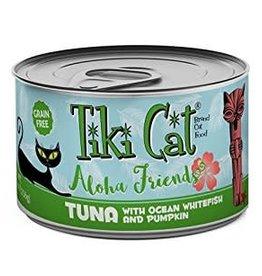 Tiki Cat & Tiki Dog Tiki Cat Aloha Friend Tuna with Whitefish & Pumpkin Canned Cat Food 3oz