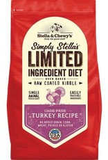 Stella & Chewys Stella & Chewy's Limited Ingredient Raw Coated Cage-Free Turkey Dog Food