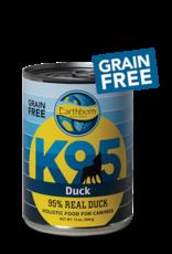 Earthborn Earthborn K95 Duck Pâté Canned Dog Food 13oz