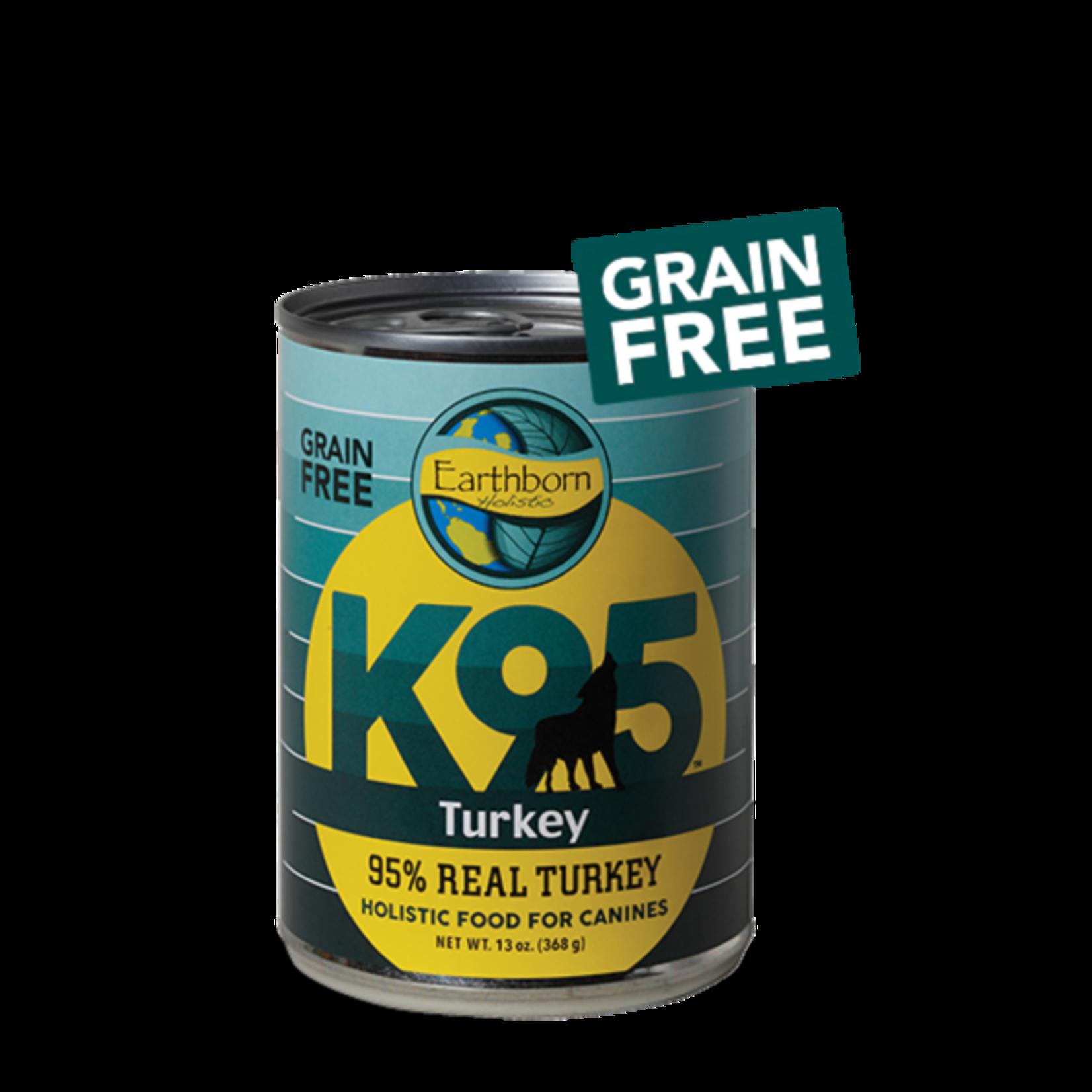 Earthborn Earthborn K95 Turkey Pâté Canned Dog Food 13oz