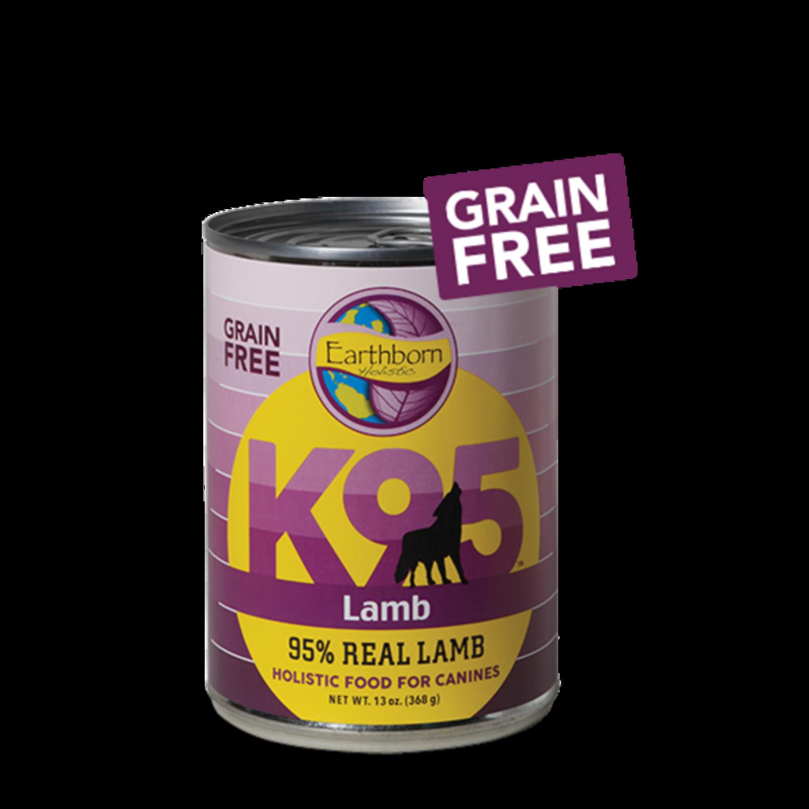 Earthborn Earthborn K95 Lamb Pâté Canned Dog Food 13oz