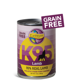 Earthborn Earthborn K95 Lamb Pâté Canned Dog Food 13oz