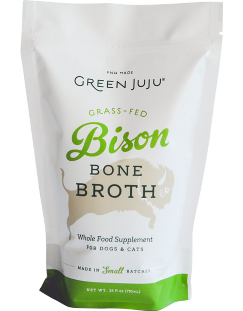Green Juju Green Juju Bison Bone Broth 20oz