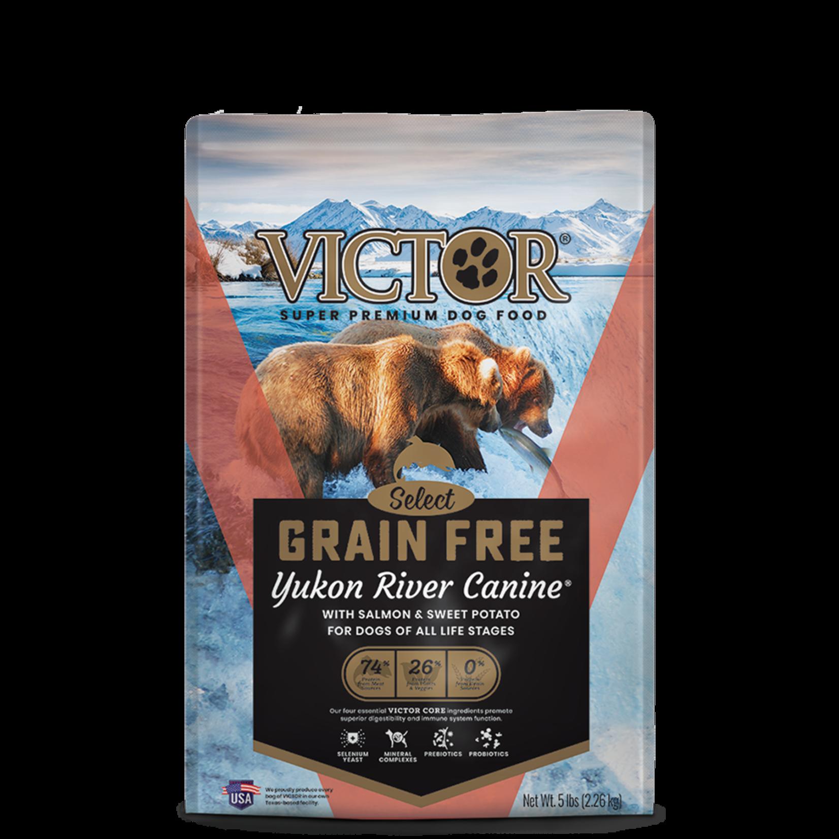 Victor Victor Yukon River Canine Dog Food