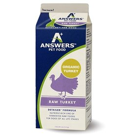 Answers Answers Detailed Raw Turkey Dog Food