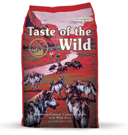 Taste of the Wild Taste of the Wild Southwest Canyon Boar Dog Food
