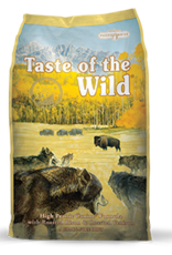 Taste of the Wild Taste of the Wild High Prairie Bison Venison Dog Food