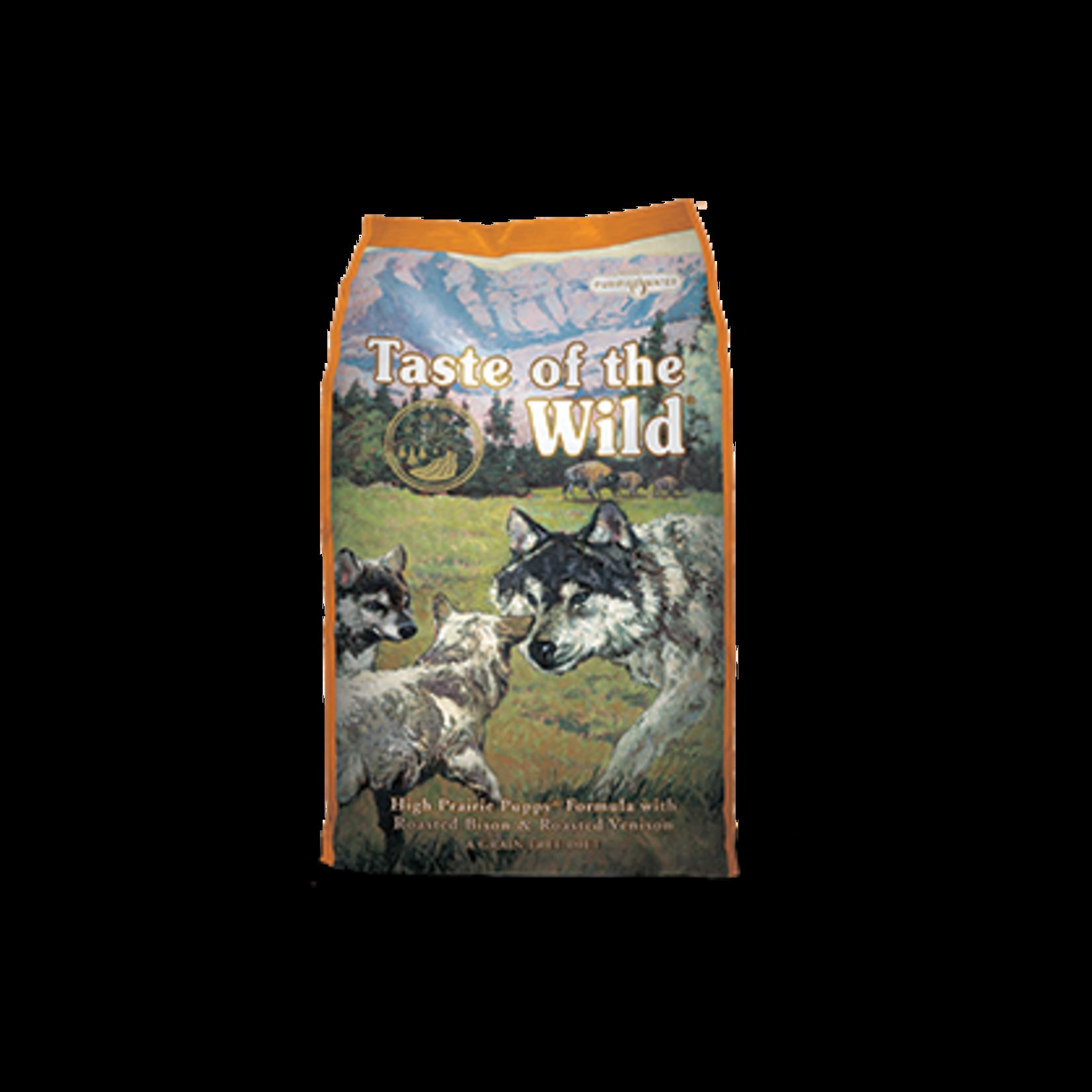 Taste of the Wild Taste of the Wild High Prairie Puppy Food