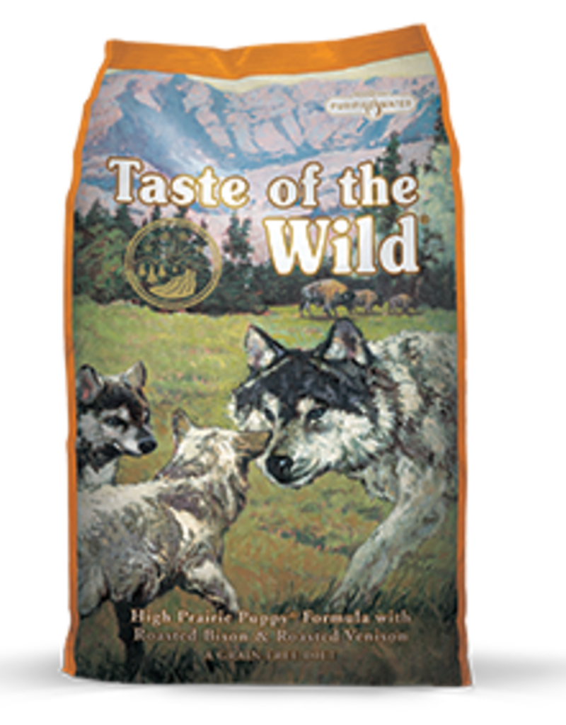 Taste of the Wild Taste of the Wild High Prairie Puppy Food