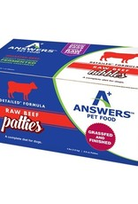 Answers Answers Detailed Raw Beef Dog Food