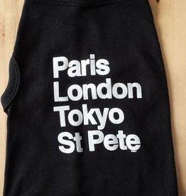 Chad Mize CHADMIZE World Tour Dog T Shirt