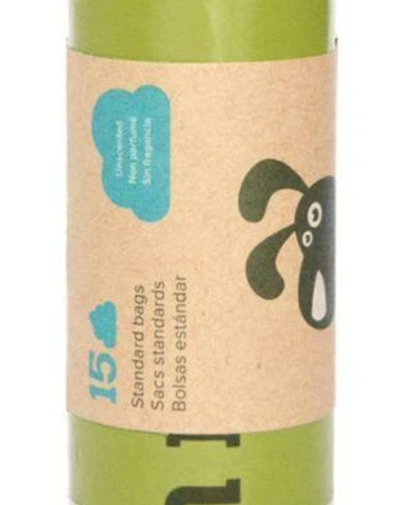 Earth Rated Earth Rated Unscented Single Roll with 15 Poop Bags