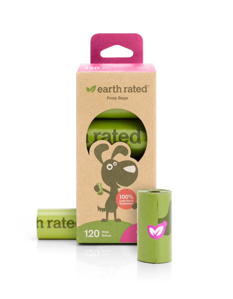 Earth Rated Earth Rated Lavender Poop Bag Rolls