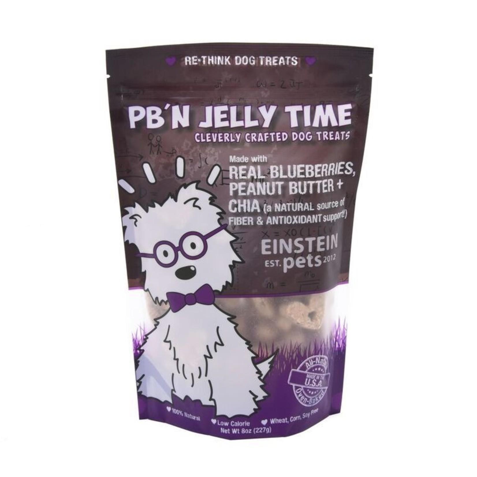 Einstein Pet Einstein PB'N Jelly Time Dog Treat