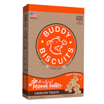 Cloud Star Buddy Biscuits Itty Bitty Oven Baked Peanut Butter Dog Treats 8oz