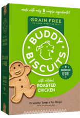 Cloud Star Buddy Biscuits Grain Free Oven Baked Roasted Chicken Dog Treats 14oz