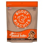 Cloud Star Buddy Biscuits Soft & Chewy Peanut Butter Dog Treats 6oz