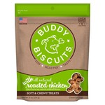 Cloud Star Buddy Biscuits Soft & Chewy Roasted Chicken Dog Treats 6oz