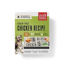 Honest Kitchen Force Dehydrated Grain Free Chicken Dog Food