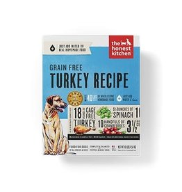 Honest Kitchen Embark Dehydrated Grain Free Turkey Dog Food