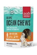 Honest Kitchen Beams Ocean Chews Cod Fish Skins Dog Treats 5.5oz