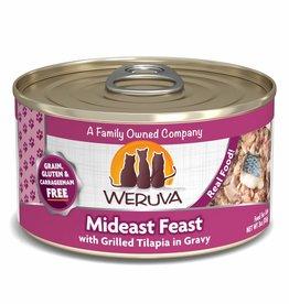 Weruva Weruva Mideast Feast Cat Can 3oz