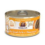 Weruva Weruva Who wants to be a Meowionaire? Pate Cat Can 3oz