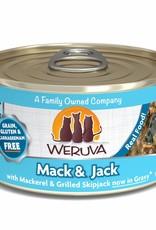 Weruva Weruva Mack & Jack Cat Can 3oz
