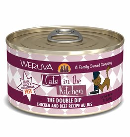 Weruva Weruva CITK The Double Dip Cat Can 3.2oz