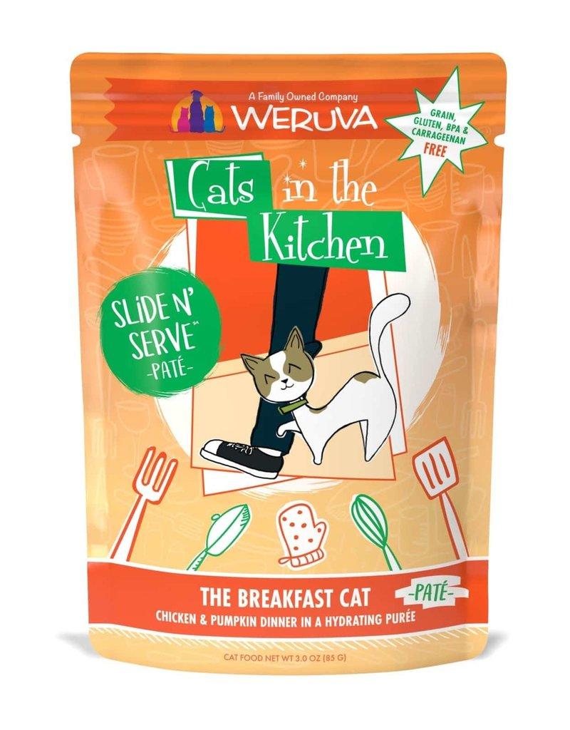 Weruva Weruva CITK The Breakfast Pate Cat Pouch 3oz