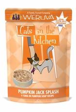 Weruva Weruva CITK Pumpkin Jack Splash Cat Pouch 3oz